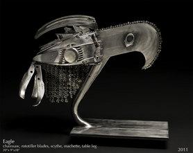 Eagle Mask Peter McFarlane